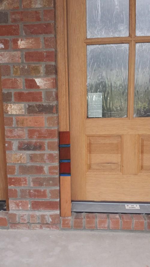 & Need advice on staining Brazilian Mahogany doors