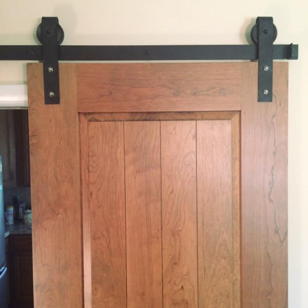 Soild Cherry Craftsman Interior Doors