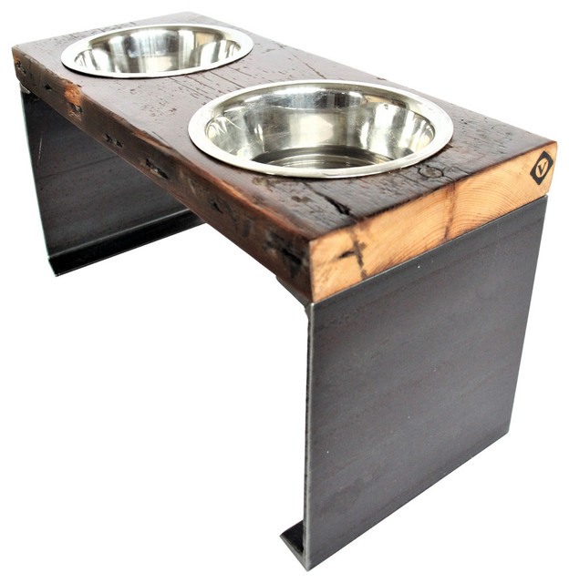 Elevated Dog Bowl Stand