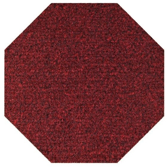 Saturn Collection Solid Color Area Rugs