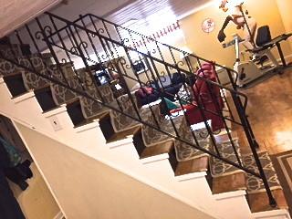 Interior Stair Railing Code Basement Stair Railing Stair Railing