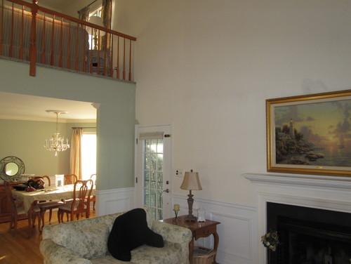 Need Paint Advise On Loft And Vaulted Ceilings