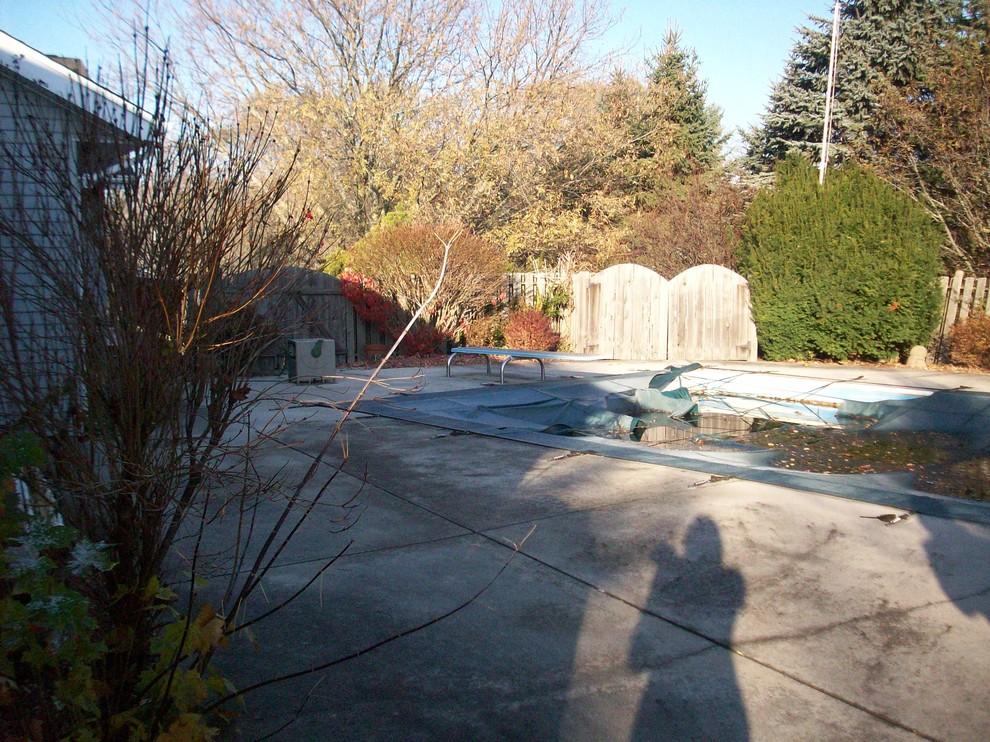 Southwestern Landscape Transformation - Cedarburg