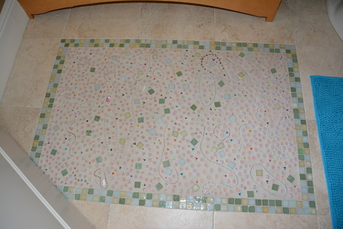 Charmant Bathroom Tile Cover Up