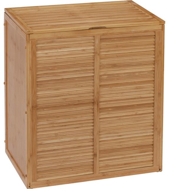 Wooden Laundry Hamper, Ecostyle