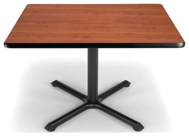 Ofm Inc Ofm 36 Square Multi Purpose Table Cherry
