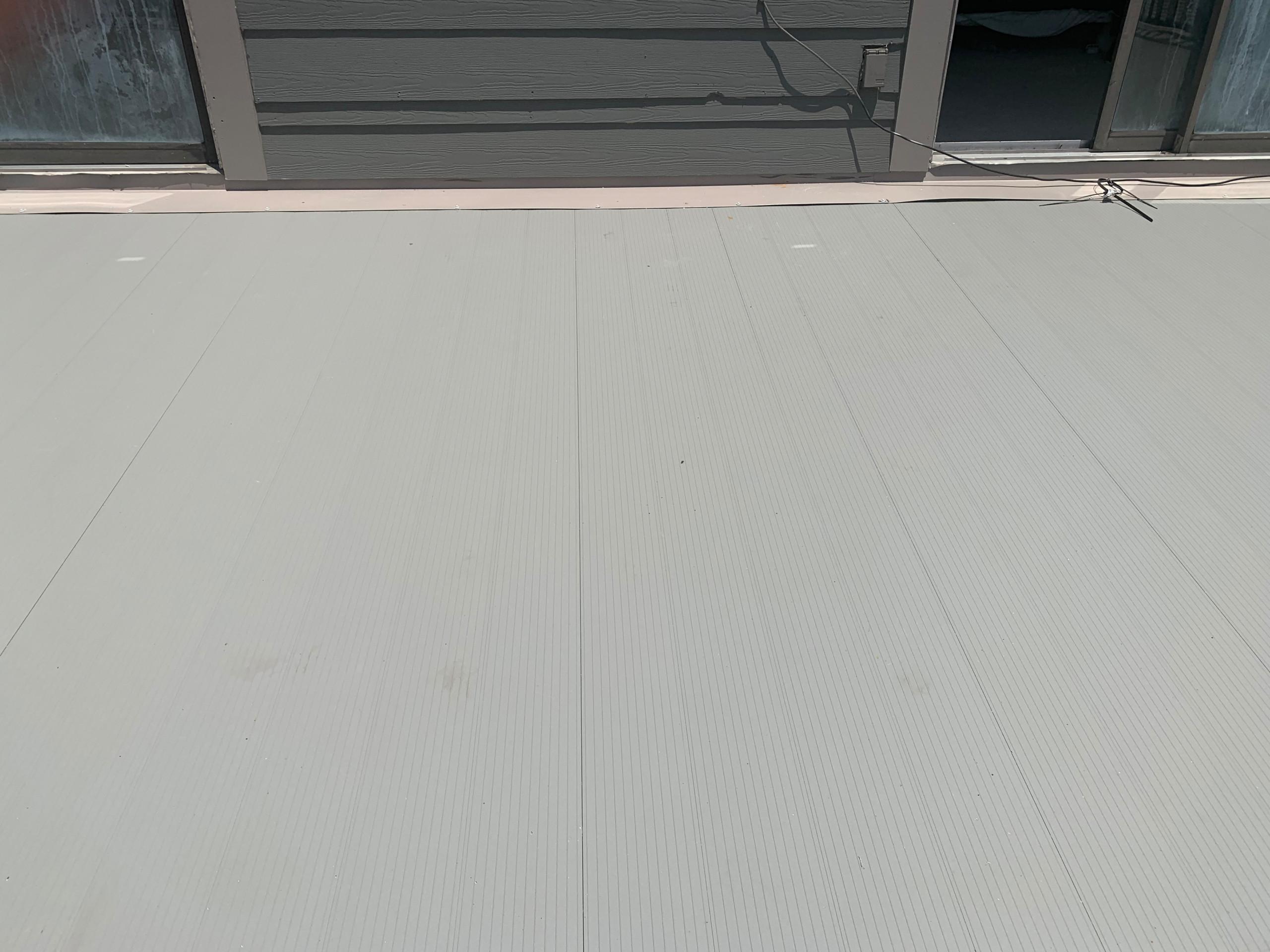Waterproof Decking/Roofing