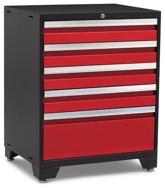 NewAge Pro Series Garage Tool Cabinet, Gray - Garage And Tool Storage ...