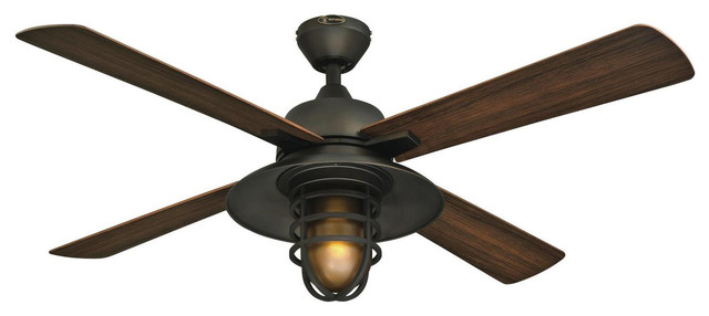 "Torrance 4-Blade Indoor/outdoor Ceiling Fan, 52""."
