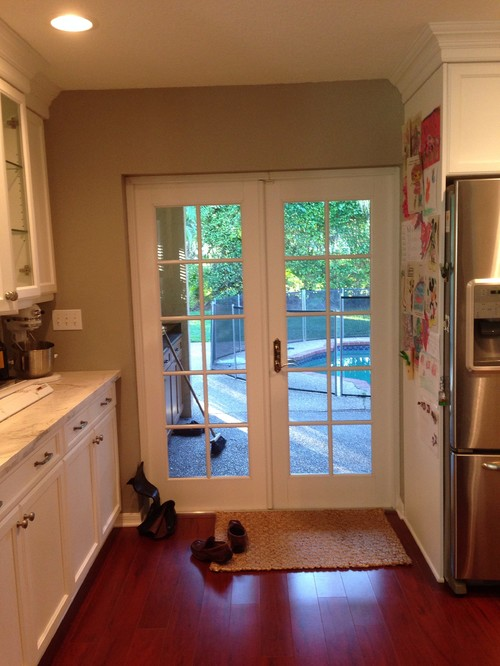 & French Door Grills Keep or Remove?