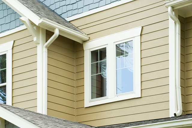 James hardie for Installing exterior window trim on siding