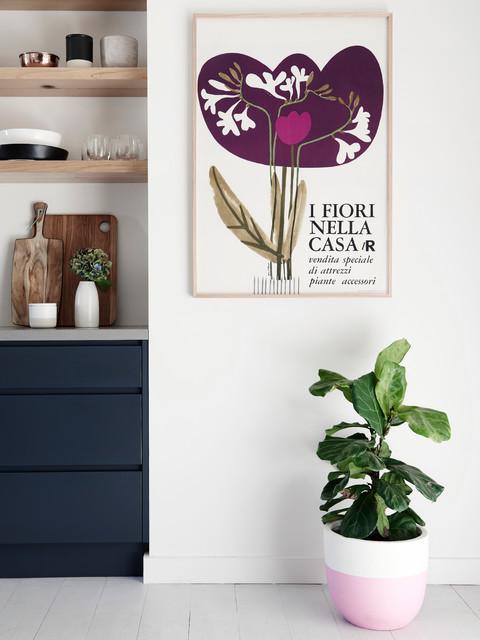 Home design - scandinavian home design idea in Melbourne