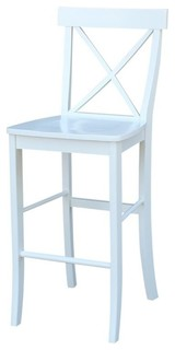 Shannon X-Back Bar Stool