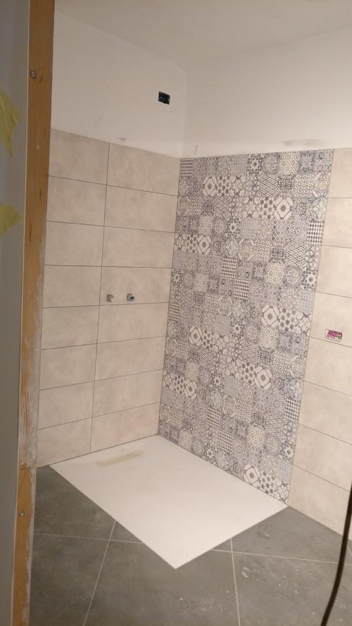 Altezza box doccia - Posa piatto doccia prima o dopo piastrelle ...