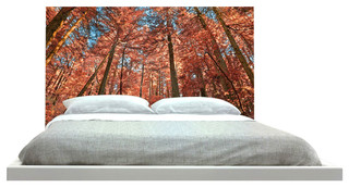 """Autumn Forest"" Headboard"