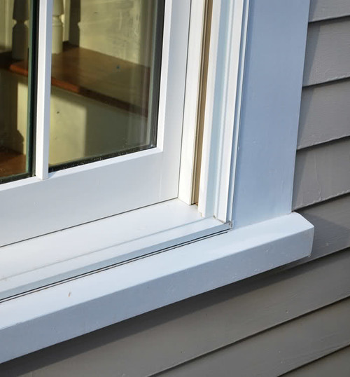 Architectural Window Sills : Opinions on exterior trim sizes and layouts show me yours