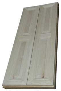 Flint Series Narrow On The Wall Double Door Cabinet, 49""