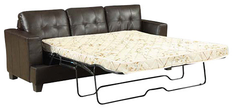 Acme Furniture Platinum Sofa With Queen Sleeper Sleeper Sofas