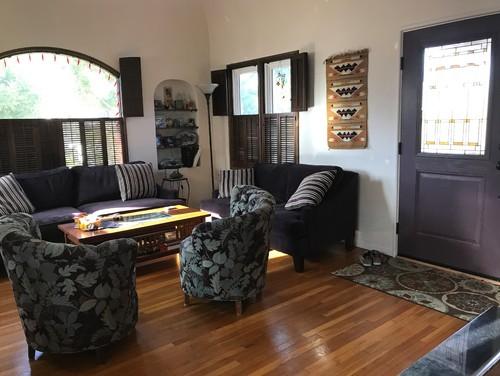 Living Room Furniture Arrangement Help