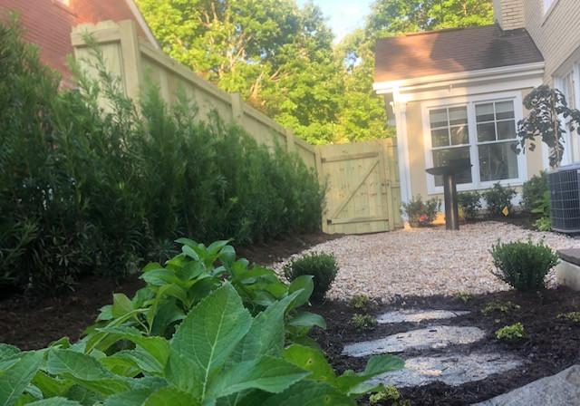 Charlotte Pathway Garden