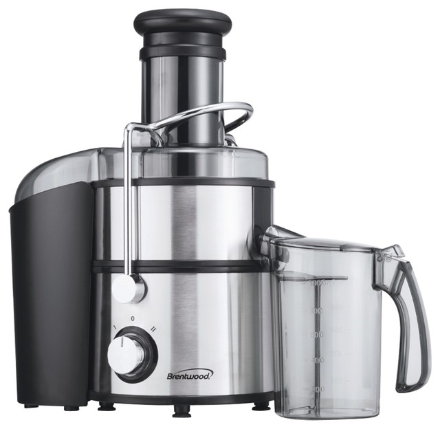 Brentwood Juice Extractor contemporary-juicers