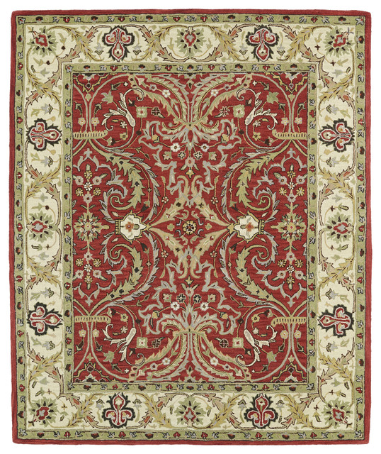 kaleen taj collection rug - traditional - area rugs - by kaleen rugs