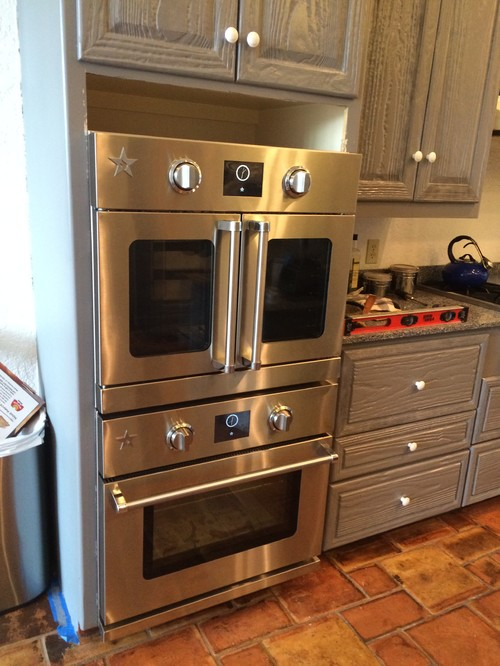 This Page Contains All Info About New Bluestar Elec Wall Oven Vs New Viking French  Door Wall.