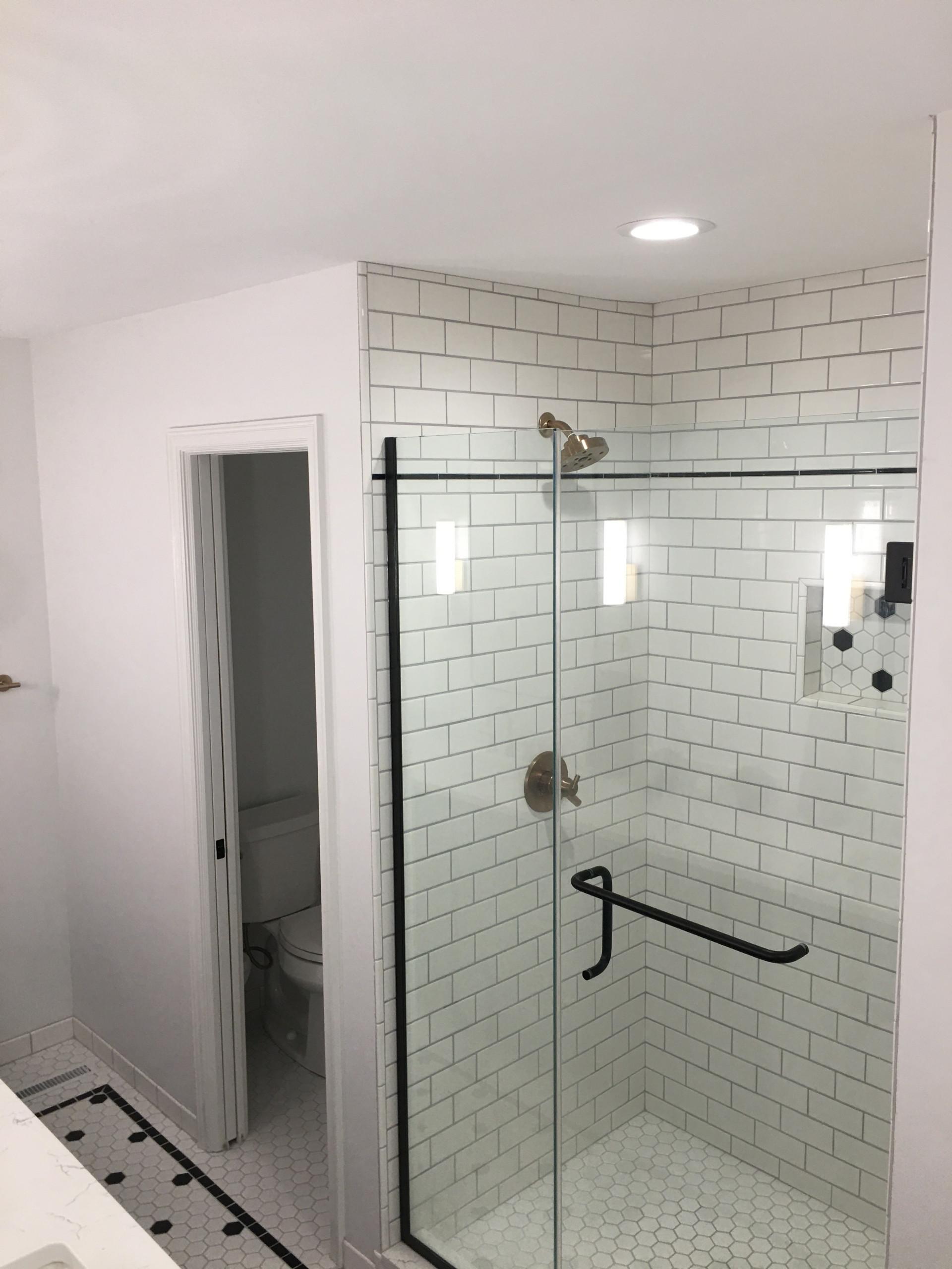 East Pershing Master Bath