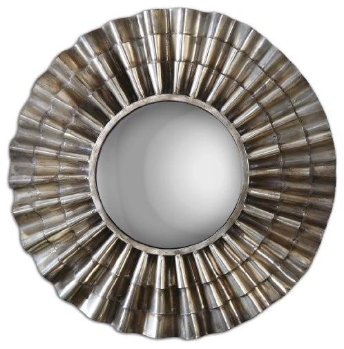 Uttermost 12876 Manzoni Round Mirror