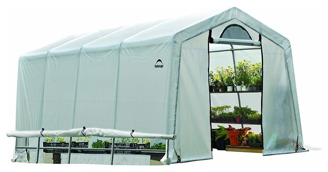 GrowIT Greenhouse-in-a-Box 10 x 20 x 8 ft.
