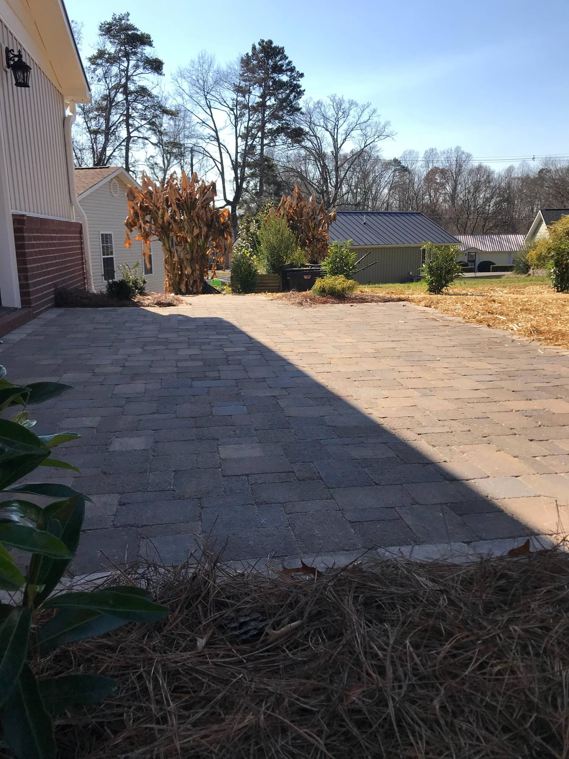 Yard Transformation