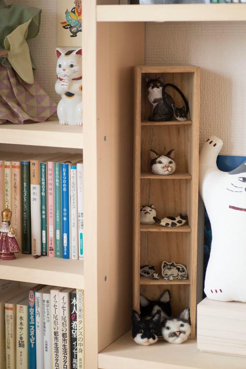 【Houzz】猫と人の幸せな暮らし:「福を招く猫」千葉ちゃんと「猫と建築社」の日常 6番目の画像