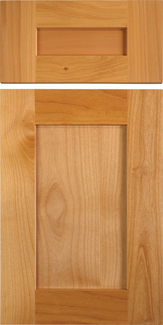 Shaker Style Cabinet Doors in Alder - Traditional - Kitchen Cabinetry - Other - by TaylorCraft ...