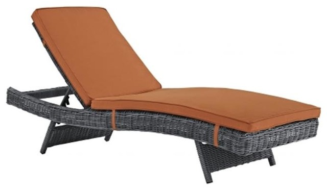 East End Imports Summon Outdoor Patio Chaise Tropical Lounge Chairs By Unbeatable Inc