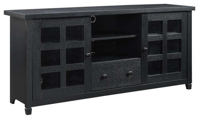 Newport Park Lane Tv Stand, Black.