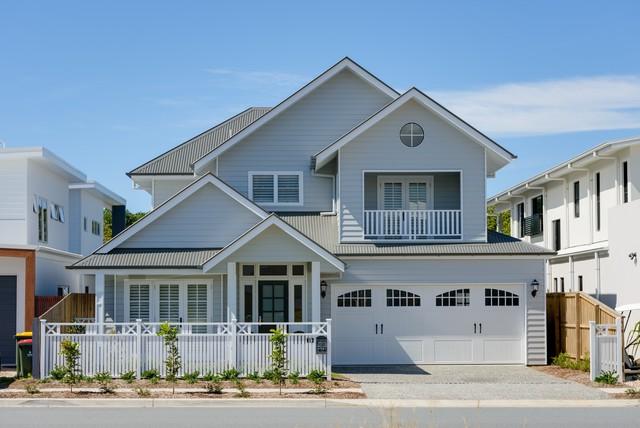 Hampton style casuarina for Home designs gold coast