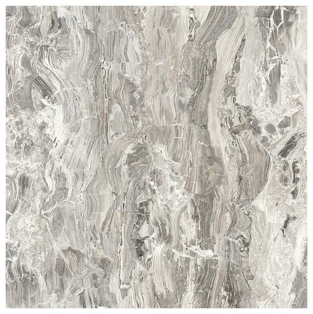 MDR Marble Grey Porcelain Tile, Polished Finish 600x600, 10 Boxes