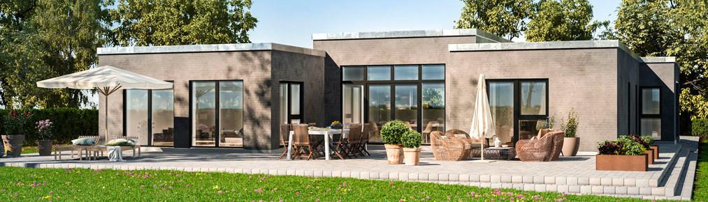Lind ris r a s taastrup sj lland dk 2630 for Arkitekt design home