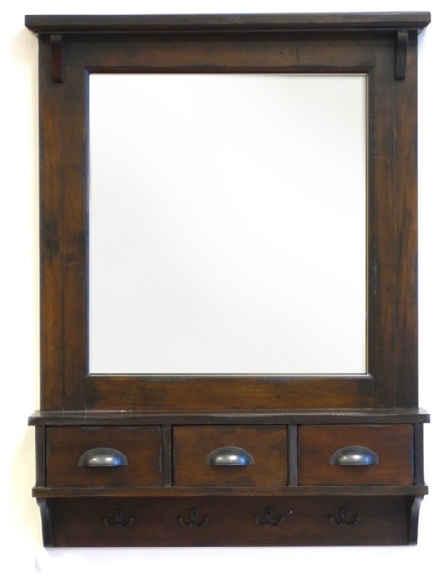... Bombay Wall Mirror in Antique contemporary-accent-chests-and-cabinets