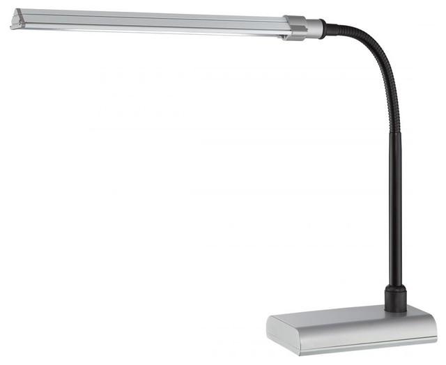Black Ermete Led Adjustable Lamp by Joshua Marshal