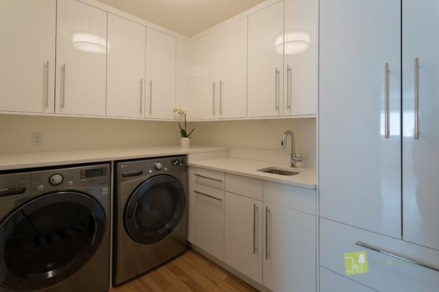 Ikea Laundry Room Moderne Buanderie Calgary Par