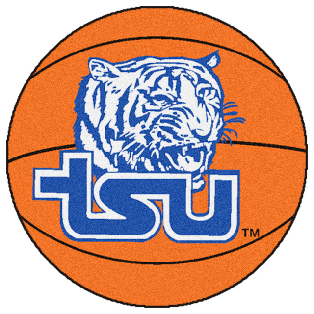 Tennessee State Tigers Basketball Area Rug