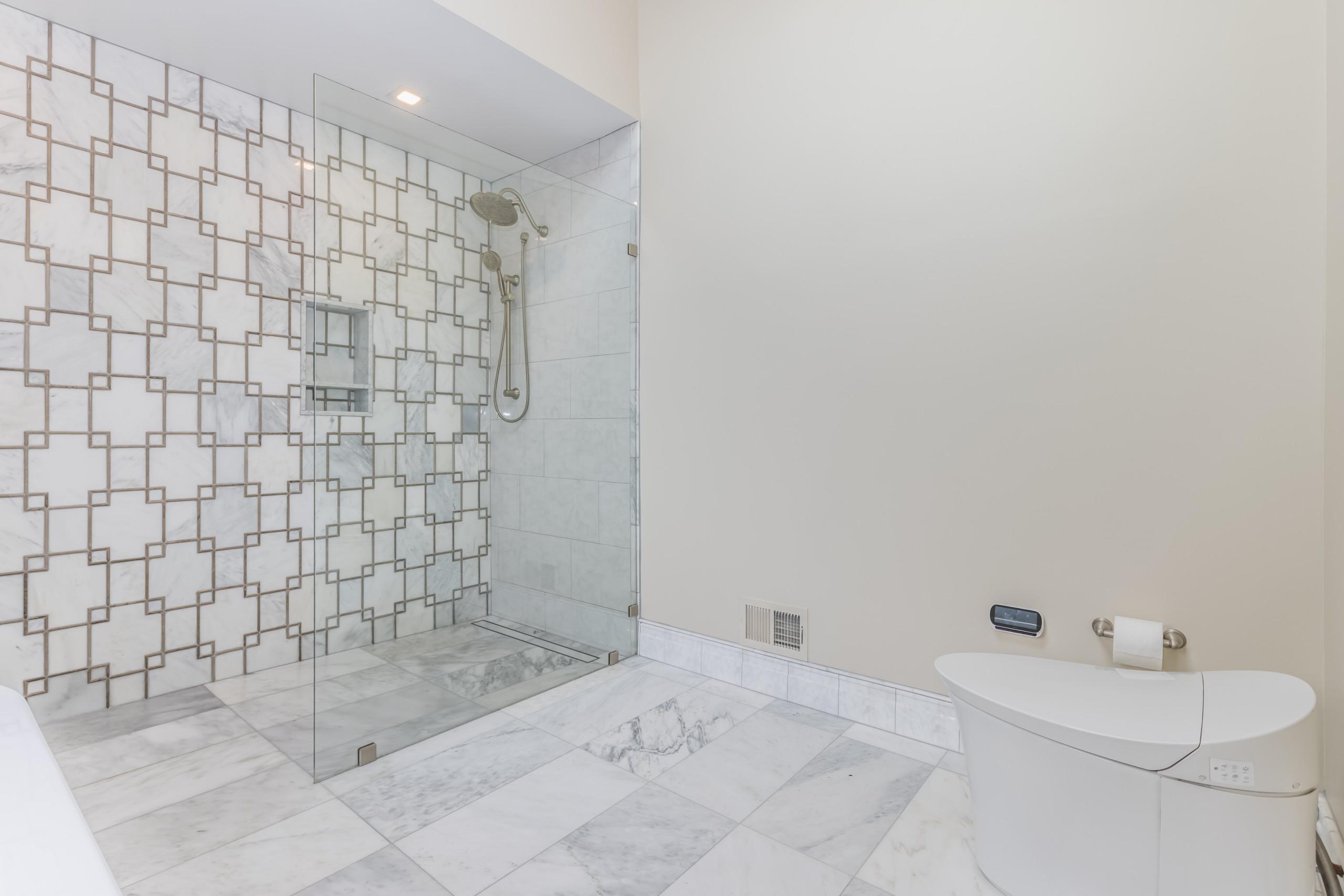 Thornton Double Bath Remodel