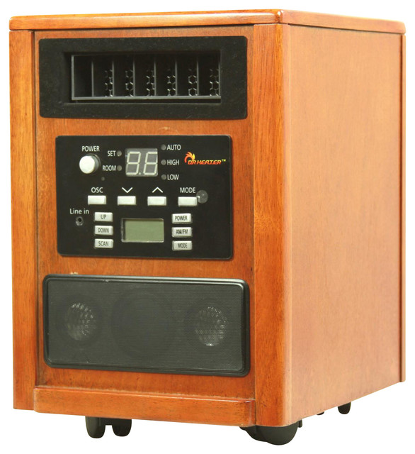 Dr infrared heater infrared heater with oscillation Dr infrared heater