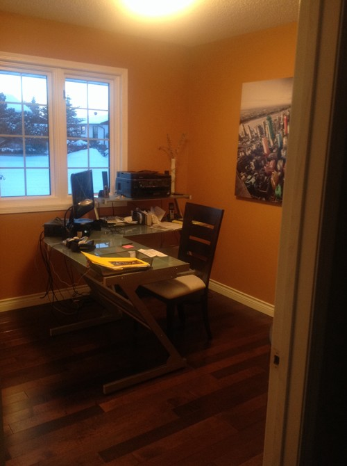Marvelous Home Design 9 X 10 Part - 11: Need Help Small Home Office