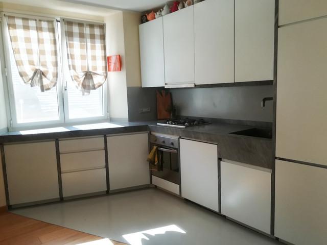 Ristrutturazione appartamento - San Bernardo contemporaneo