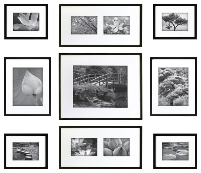 modern picture frames 11x14 gallery perfect piece frame set black photo images wholesale