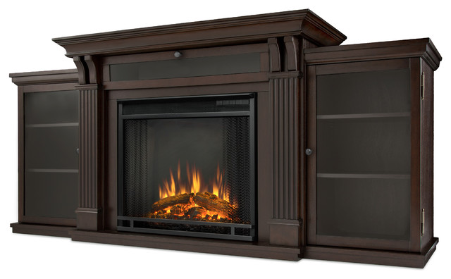 Ashley Electric Fireplace Amp Entertainment Unit Indoor