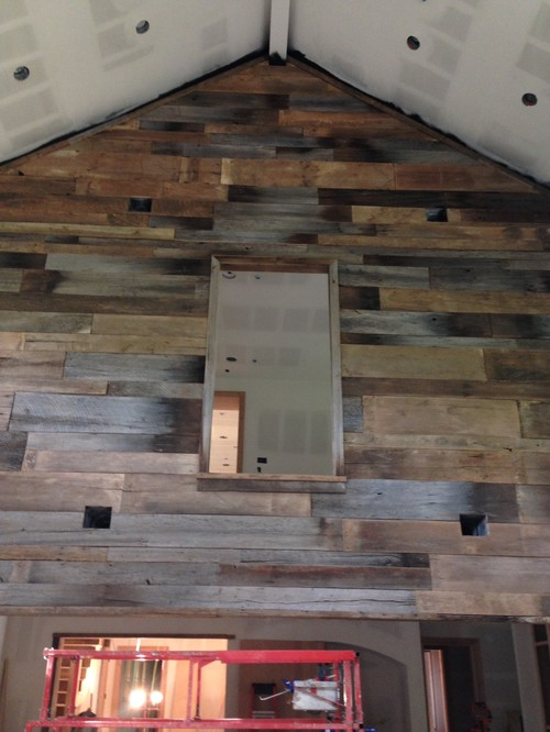 What Bed Should I Put Against My Barn Wood Wall