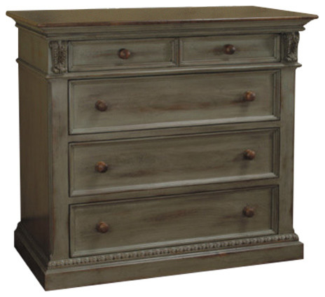 Cambridge 4-Drawer Chest.
